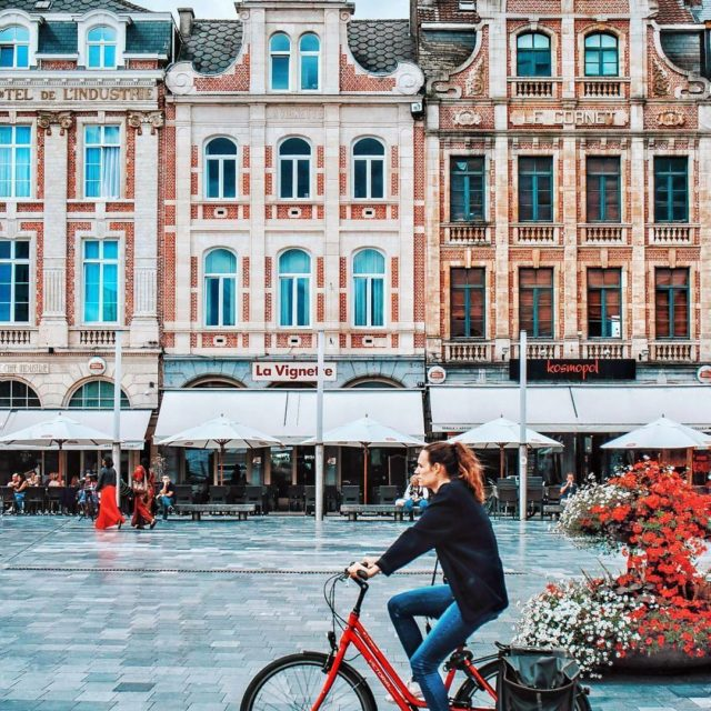 Capturing the vibrant soul of Leuven We love this pichellip