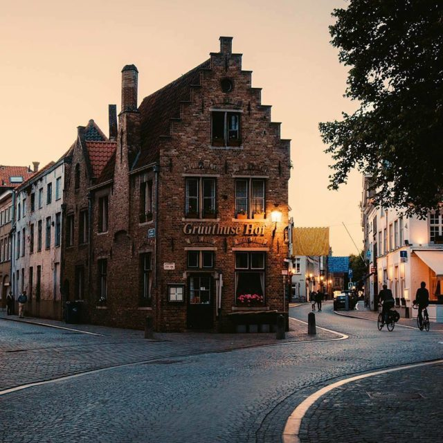 Fancy a bite or golden beer in a truly historichellip