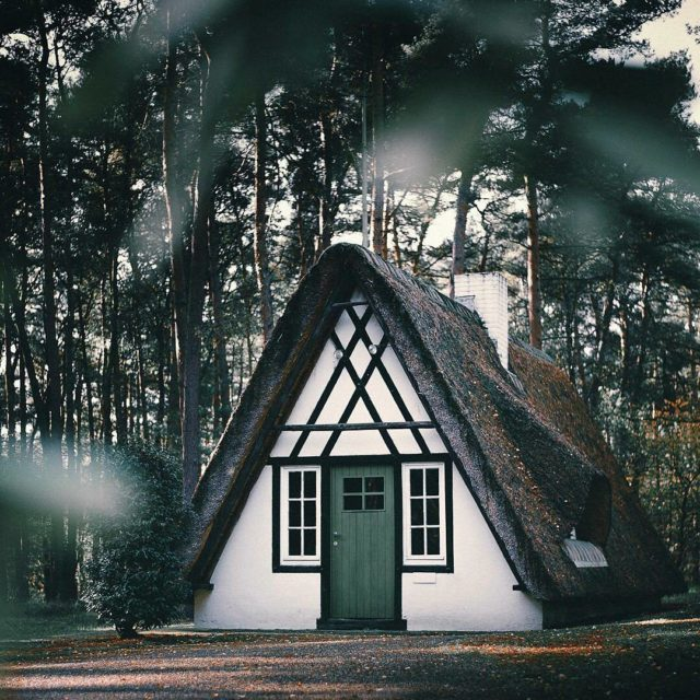 Dreaming of a cosy cabin in the woods Would youhellip