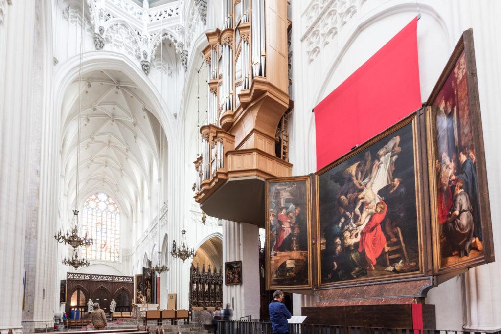 Kirche Antwerpen Altarbild_c_visitflanders