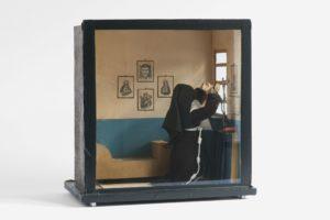 Klosterzelle Miniatur, Museum Parcum, Sint-Truiden Museum De Mindere © Bea Borgers und Mirjam Devriendt