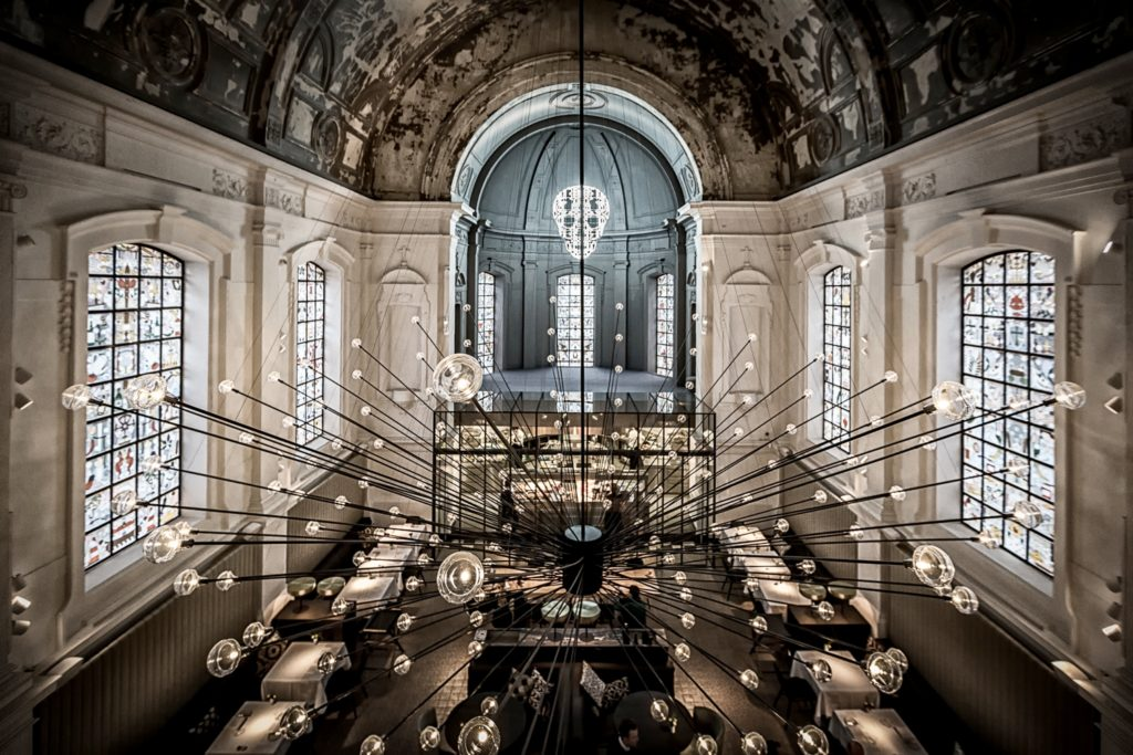 Restaurant The Jane, Antwerpen ©  Eric Kleinberg Photography