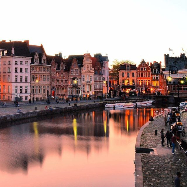 Ghent looking magical in the winter as usual Thanks tohellip
