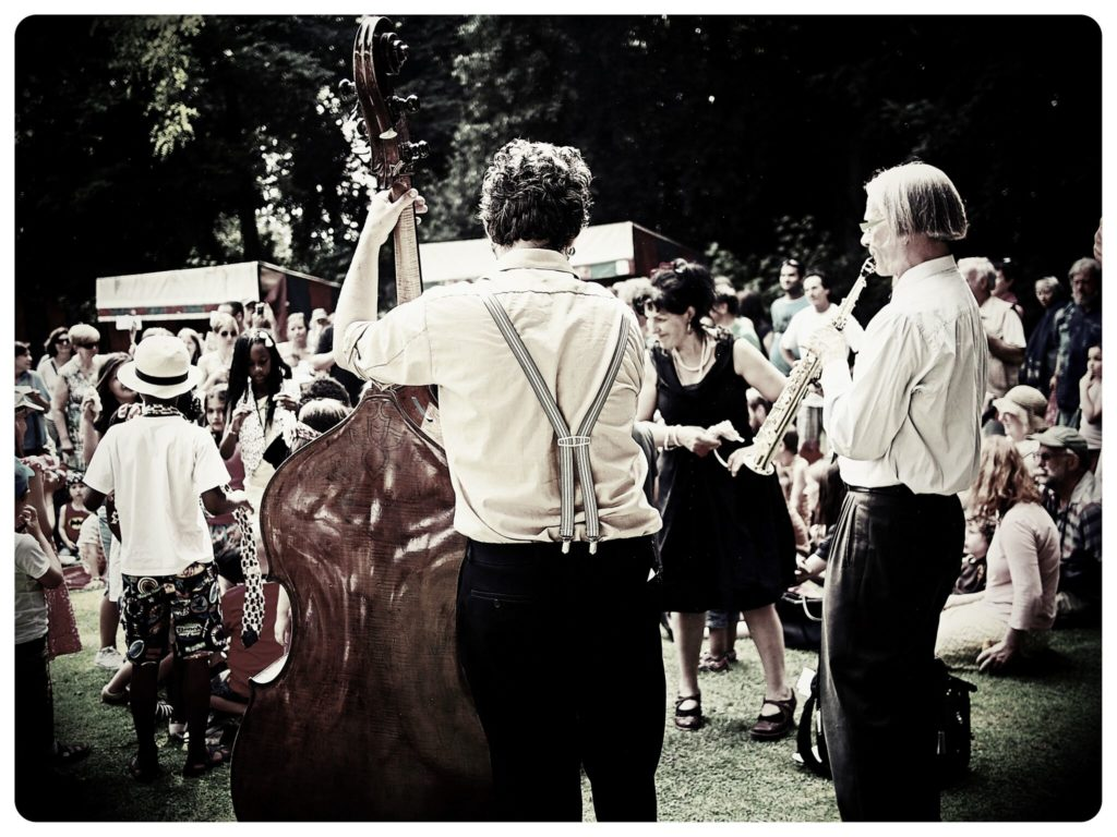 BROSELLA Jazz Festival, © Lieve Boussauw