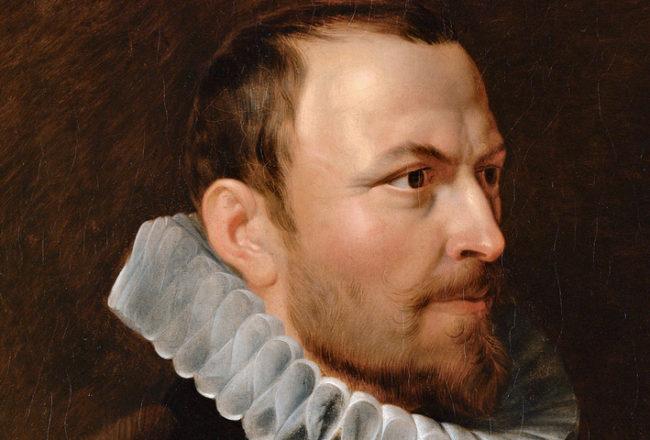 Portrait von Nicolaas Rockox, ca 1615. zugeschrieben P.P Rubens (c) KBC Rockoxhuis