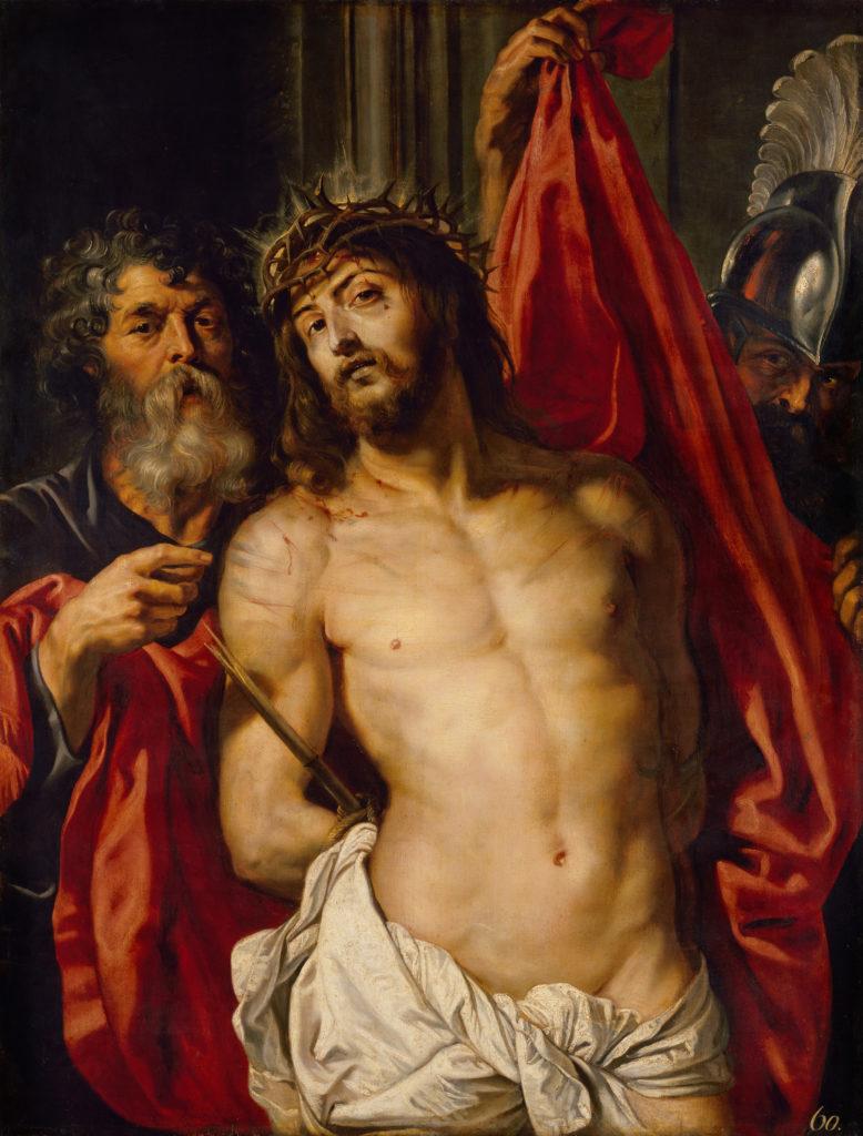 Rubens, Ecce Homo, vor 1612, © Rubenshaus Antwerpen
